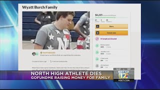 North High athlete dies, former coach asks for community's help