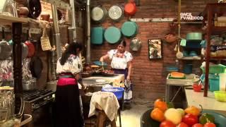 Elogio de la cocina mexicana - La cocina Michoacana