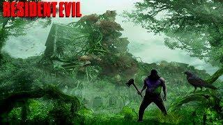 Resident Evil - The Abandoned Arklay Hospital & The Axe Man