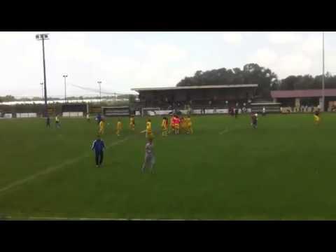 immagine di anteprima del video: Eccellenza: Podgora Calcio 1950 vs Monterotondo Lupa