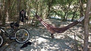 preview picture of video 'Biken auf der Insel, erster Test HD Pro 1'