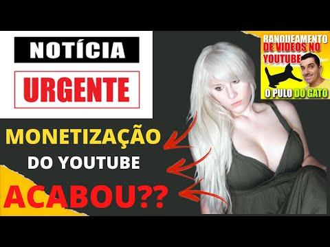 monetização youtube. ????como monetizar o youtube.????MONETIZAÇÃO ACABOU??? tenho a solução neste Natal