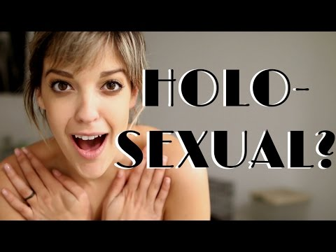 AM I A HOLOSEXUAL?