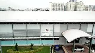 Makmal Kerja Raya Malaysia on Drone