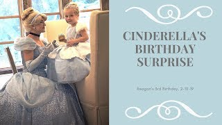 Cinderellas Birthday Surprise