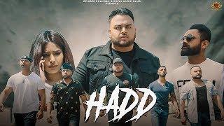HADD - Deep Jandu (Official Video) Amrit Maan | Navpreet Banga