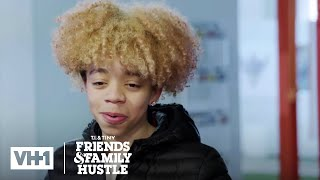 King Makes A Business Presentation To TIP | T.I. & Tiny: Friends & Family Hustle
