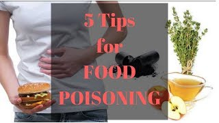 Food Poisoning? Try these 5 Food Poisoning Remedies   Jovanka Ciares