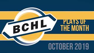 Plays of the Month – October 2019
