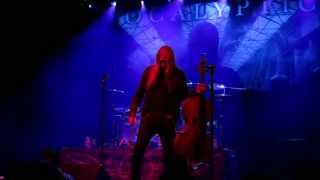 "Apocalyptica - ""Cold Blood"" - Live in San Francisco, CA 04/2015"