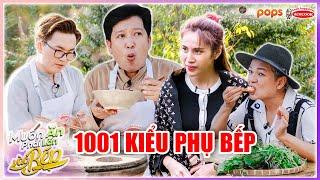 1001 kiểu phụ bếp điển hình của Trường Giang trong Muốn Ăn Phải Lăn Vào Bếp Mùa 3