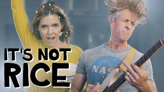 It's Not Rice - Bon Jovi Parody