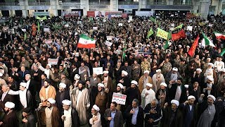 Iran protests escalating as government crackdown looms