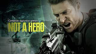 Trailer DLC Not A Hero, End of Zoe - SUB ITA