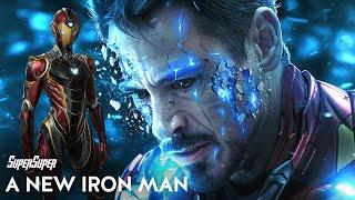 A New Iron Man in MCU?   SuperSuper