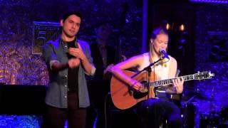 "Katie Boeck & Robert Ariza - ""Left Behind"" (SPRING AWAKENING; Duncan Sheik & Steven Sater)"