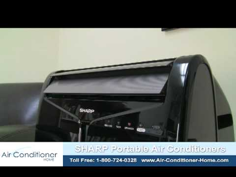 Sharp Portable Room Air Conditioners