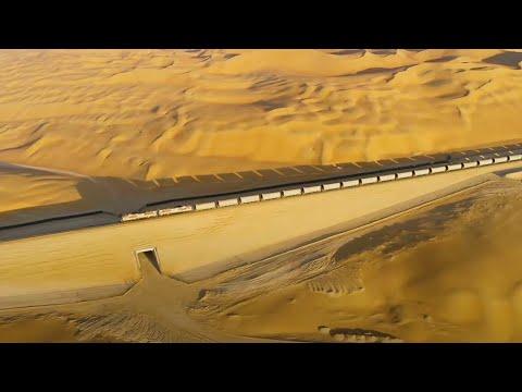 The Gulf Railway – The $100BN Railway in the Desert