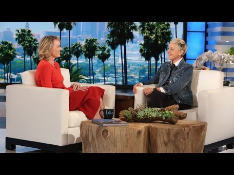 Robin Wright Talks 'House of Cards' and Trump