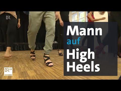 High Heels Kurs: Als Mann das Stöckeln lernen