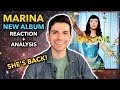 MARINA – Ancient Dreams in a Modern Land | New Album REACTION + ANALYSIS