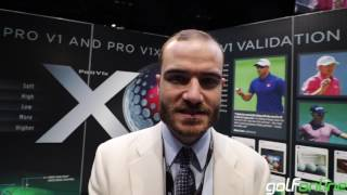 Mark Crossfield featuring the NEW Titleist Pro V1 Pro V 1X