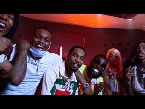 K Shiday & Enchanting - No Luv (feat. Gucci Mane, Big Scarr & Key Glock) [Official Music Video]