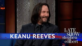 Keanu Reeves: What It
