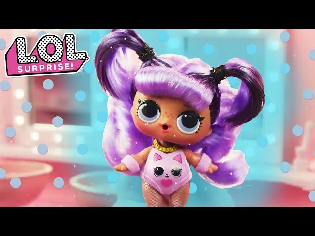 Игровой набор с куклой L.O.L. S5 W1 серии Hairgoals