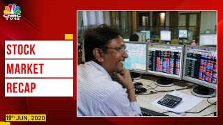 Stock Market Roundup: Here's How Market Opened & Closed For Trade Today   19.06.2020