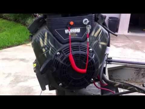 Download Link Youtube Bps Exhaust 23hp Vanguard Dixie Mud