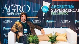 Leonardo Sarquís - Ministro de Agroindustria de Buenos Aires