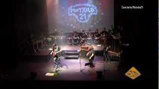 preview picture of video 'Concierto de Moxtila21 - ArangurenTV'