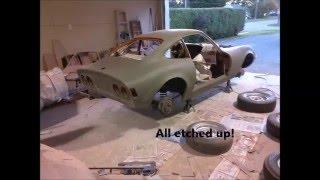 71 Opel GT Project