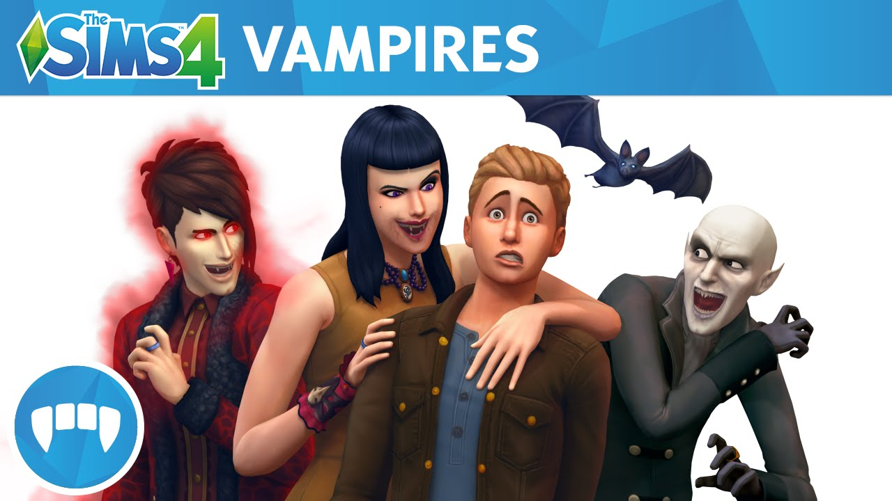 The Sims 4 Vampires - Official Trailer