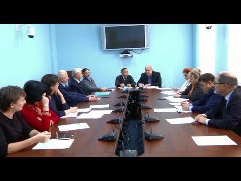 Заседание общественного совета при Минлесхозе РБ от 28.11.2018 года