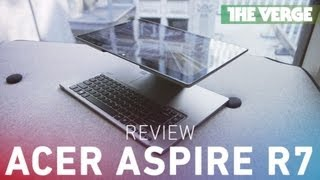 Acer Aspire R7 hands-on review thumbnail