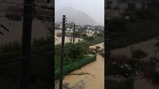 7月7日西日本豪雨呉市安浦町