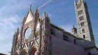 preview picture of video 'Views of Siena, Italy'
