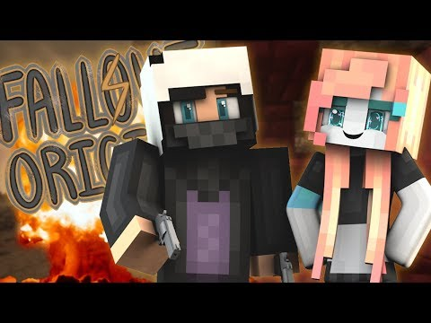MY ROBOT GIRLFRIEND| Minecraft Fallout Origins | EP 2 (Minecraft Fallout Survival Roleplay)