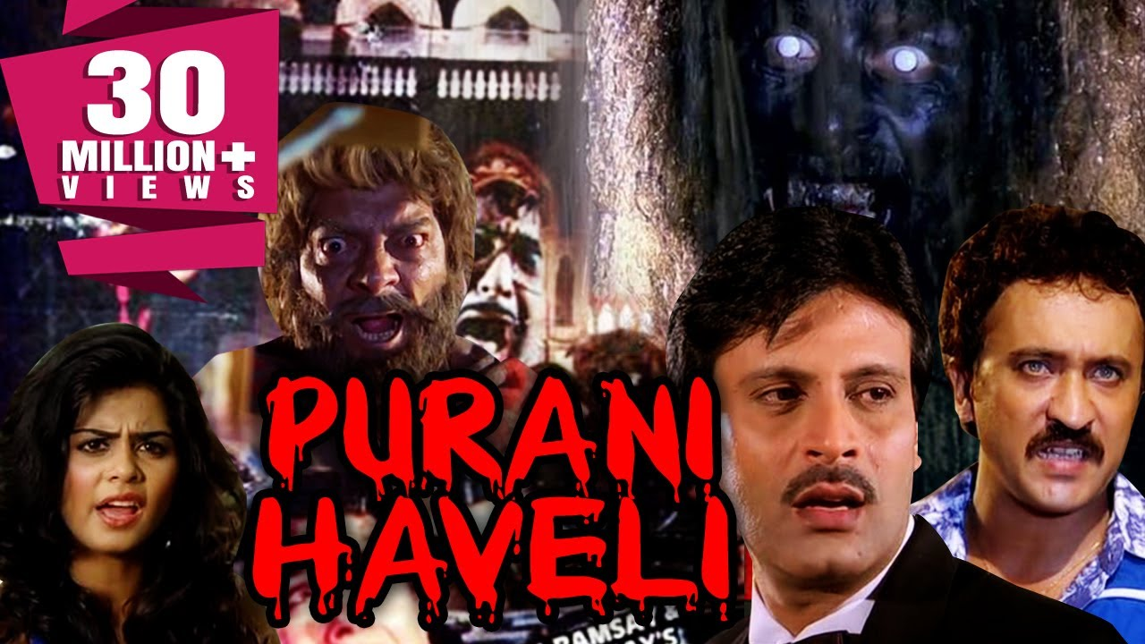 Watch Ramsay Brothers' Purana Haveli For Free