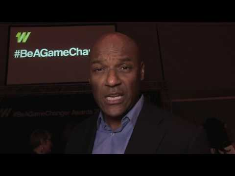 Colin Salmon on women's sport