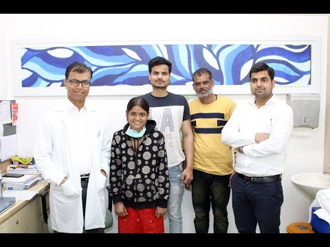 Healthy after a successful kidney transplant at Nayati