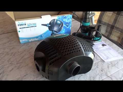 Aquaforte O-Plus 8000 - Test