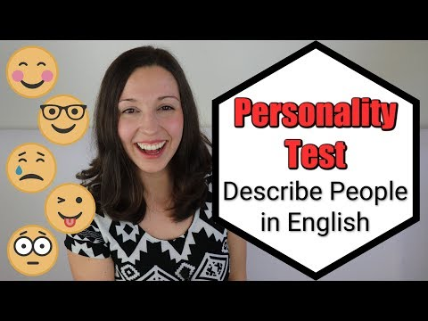 How to Describe People in English: Advanced Vocabulary Lesson