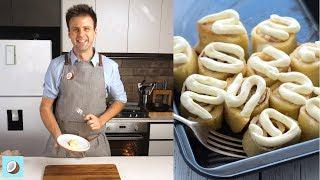 Keto Cinnamon Rolls - Easy Keto Dessert Recipe