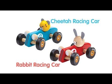 Vorschau: Cooles Baby Fahrzeug mit lenkbaren Achsen! Hase