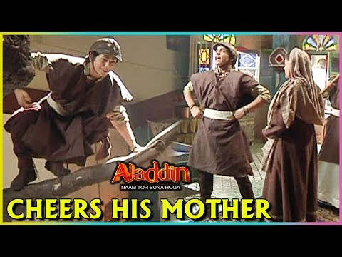 Aladdin Tries To CHEER His Mother | Aladdin Naam T