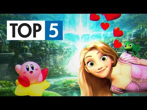 TOP 5 – Nejroztomilejších herních charakterů