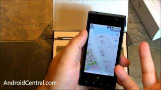 LG Optimus Z hands-on